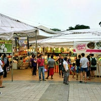 Photo taken at Pasar Malam by Songhua H. on 9/17/2015