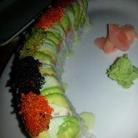 Photo taken at Sushi Zushi by Lisa H. on 2/24/2013