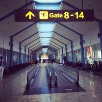 Photo taken at Bandaranaike Int'l Airport (CMB) by Svetlana V. on 11/25/2012