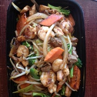 Photo taken at Asian Stir Fry Hibachi Grill by Angelica V. on 6/3/2013