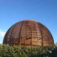 Photo taken at Large Hadron Collider (LHC) by Brandon K. on 1/16/2013