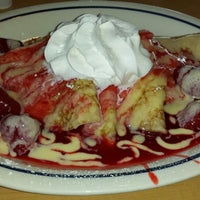 Photo taken at IHOP by Timberlee on 5/4/2014