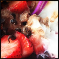 Photo taken at FroyoLife by Lisa on 6/29/2013