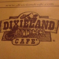 Photo taken at Dixieland Café by Andrea T. on 2/1/2013