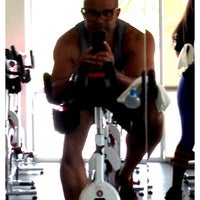 Photo taken at Equinox South Beach by Ezequiel D. on 4/1/2013
