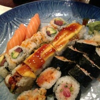 Photo taken at Sushi Lounge by Rozit A. on 3/11/2013