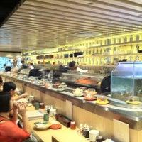 Photo taken at Sushi Tei by Mk P. on 3/30/2013