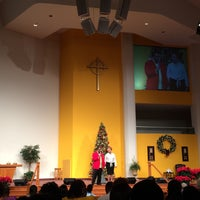 Photo taken at Bethel Baptist Institutional Church by Erica B. on 12/25/2015