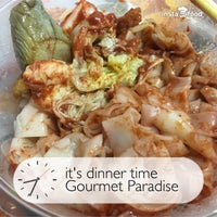 Photo taken at Gourmet Paradise by Alan T. on 7/24/2016