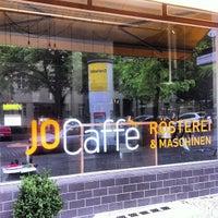 Photo taken at JoCaffè Rösterei by Alper Ç. on 5/11/2013