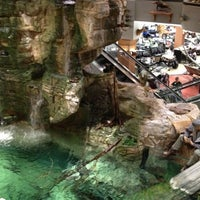 Photo taken at Bass Pro Shops by Kyle S. on 10/14/2012