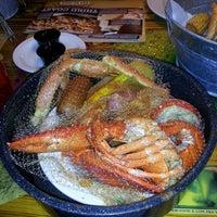 Photo taken at Joe's Crab Shack by Damond C. on 3/21/2013