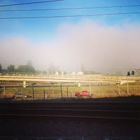 Photo taken at TriMet Gateway/NE 99th Ave MAX Station by Demetrius C. on 9/26/2013