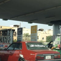 Photo taken at Oula Gas Station | أولـى by Mona L. on 10/23/2012