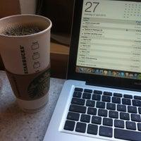 Photo taken at Starbucks by Cedric S. on 4/27/2013