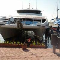 Photo taken at Bali Hai Cruises by Yunanto W. on 9/16/2012