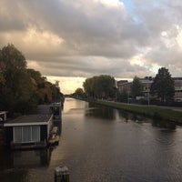 Photo taken at Merwedekanaal by Jann on 10/23/2013