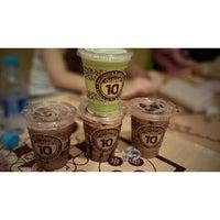 Photo taken at Coffee Ten by Elvi K. on 12/31/2013