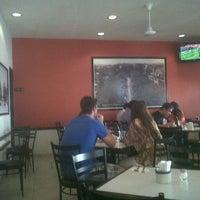 Photo taken at Café Ventura by Oscar C. on 11/18/2012