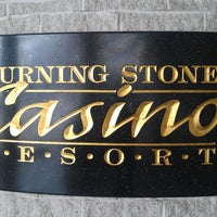 Photo taken at Turning Stone Resort Casino by JT T. on 3/5/2013