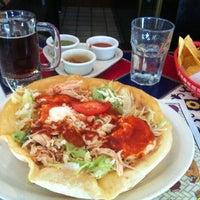 Photo taken at La Fiesta Restaurant by Savannah P. on 11/13/2012