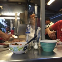 Photo taken at Tacos Arnulfo by Rocio A. on 5/3/2016
