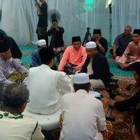Photo taken at Masjid Al-Hidayah by Azril H. on 1/4/2013