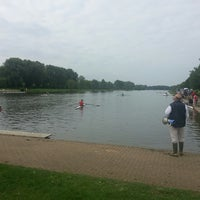 Photo taken at Peterborough City Rowing Club by Jasper N. on 5/31/2014