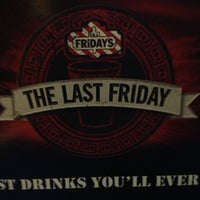 Photo taken at TGI Fridays by DJ Chubby C on 12/22/2012