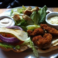 Photo taken at Ferris' Oyster Bar & Grill by Bennett C. on 11/14/2012