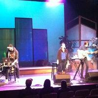 Photo taken at Gracie Theater by Gibran G. on 4/6/2013