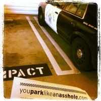 Photo taken at TCW Parking Lot by Tim B. on 12/21/2012