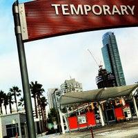 Photo taken at Temporary Transbay Terminal by Rick B. on 6/16/2013