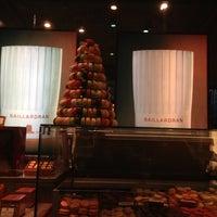 Photo taken at Baillardran Café by Yan H. on 12/28/2012