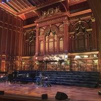 Photo taken at New England Conservatory's Jordan Hall by Jim V. on 6/3/2016