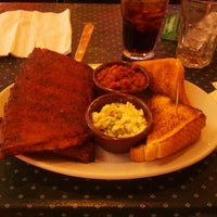 Photo taken at The Bar-B-Q Shop by Tom M. on 10/17/2012