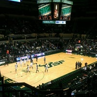 Photo taken at USF Sun Dome by Deanna W. on 3/7/2013