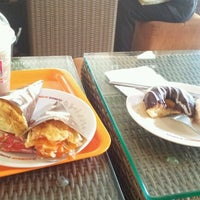 Photo taken at Dunkin' Donuts by RhaRa R. on 10/1/2012
