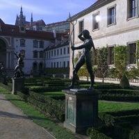 Photo taken at Wallenstein Garden by Evgeny N. on 10/18/2012