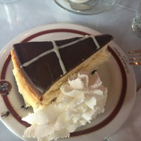 Photo taken at Cafe Intermezzo by Maribel on 3/17/2013