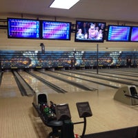 Photo taken at New Hope Bowl & Lounge by Mikey B. on 2/8/2015
