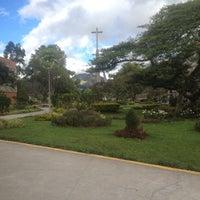 Photo taken at Universidad Técnica Particular de Loja by Fernando Z. on 5/19/2016