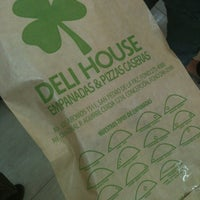 Photo taken at Deli House by Claudia P. on 2/8/2013
