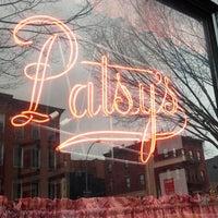 Photo taken at Patsy's Pizza - East Harlem by Glenn G. on 3/6/2013