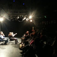 Photo taken at The Playground Theater by Mike D. on 1/31/2015