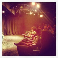 Photo taken at The Playground Theater by Mike D. on 1/27/2013