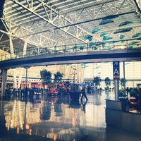Photo taken at Indianapolis International Airport (IND) by James D. on 10/20/2012