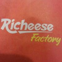 Photo taken at Richeese Factory Tangs City Tangerang by Firdaus J. on 3/15/2014
