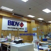 Photo taken at BIDV An Giang by Luan N. on 3/1/2013