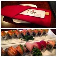 Photo taken at Fukuda Japanese Restaurant by Sam G. on 7/16/2013